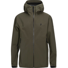 Peak Performance M's Prime Jacket Terrain Green